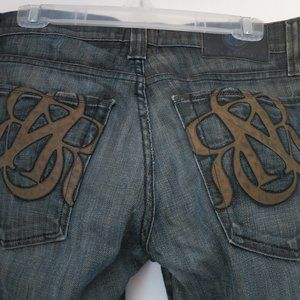 Authentic Rock & Republic Henlee Button Fly Jeans
